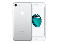 "MN8Y2 - Apple iPhone 7 - Smartphone - 4G LTE Advanced - 32 GB - GSM - 4.7"" - 1334 x 750 pixlar (326 ppi) - Retina HD - 12 MP (7 MP främre kamera) - silver MN8Y2"